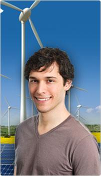 Trabalhe em Energias Renováveis
