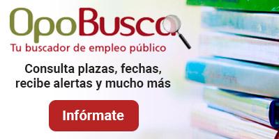 Opositor.com plazas de empleo público