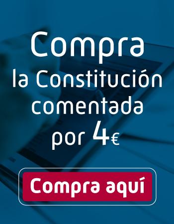 Comprar Constitución Española Comentada